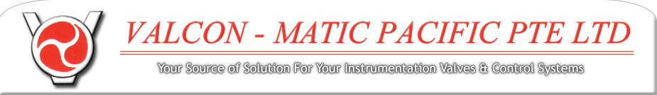 Valcon-Matic Pacific PTE LTD